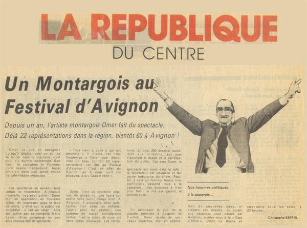 La République du Centre